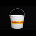 10qt Polyethylene Pail (With Unbent Bracket)